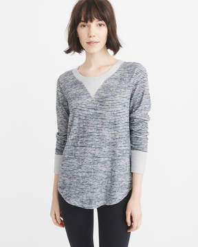 Abercrombie & Fitch Cozy Long-Sleeve Pullover