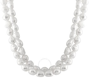 Bella Pearl Multi-Row Freshwater Pearl Necklace