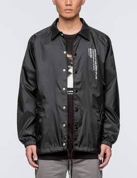Diamond Supply Co. Speed of Life Coach Jacket