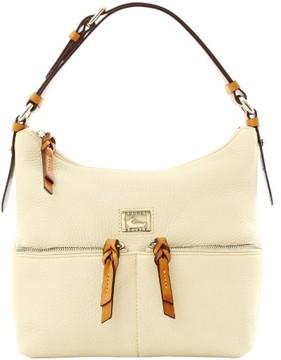 Dooney & Bourke Dillen Small Zipper Pocket Sac Shoulder Bag - BONE - STYLE