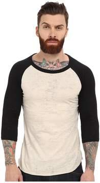 Alternative Big League Burnout Baseball Tee Men's T Shirt