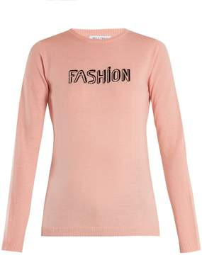 Bella Freud Fashion wool sweater