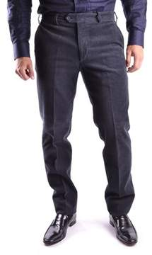 Aspesi Men's Grey Cotton Pants.