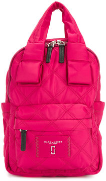Marc Jacobs quilted backpack - PINK & PURPLE - STYLE