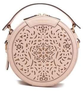 Tadashi Shoji Twiggy Leather Mini Bag