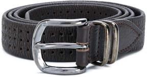 Eleventy holes detail belt