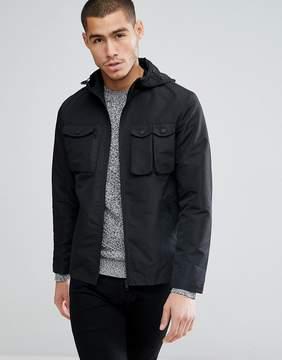 Brave Soul Lightweight Hooded Jacket