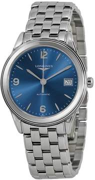 Longines Flagship Heritage Automatic Blue Dial Men's Watch L47744966