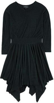 Little Remix Linen blend dress