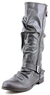 Material Girl Linden Womens Fashion Knee-high Boots.