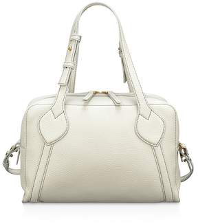 Anne Klein Hallie Leather Satchel