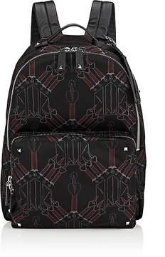 Valentino Men's Rockstud Loveblade Backpack