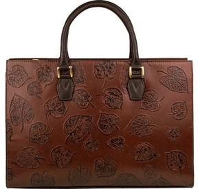Scully Embossed Handbag B169 (Women's)