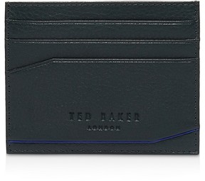 Ted Baker Binxx Colored Leather Card Case