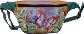 Anuschka Anna By ANNA by Hand Painted Fanny Pack 8303 (Women's)
