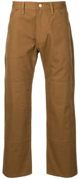 Junya Watanabe rear pocket detail trousers
