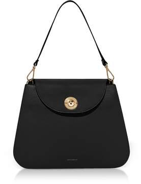 Coccinelle Jalouse Leather Shoulder Bag