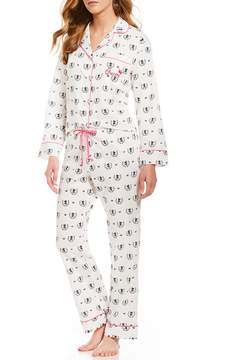 BedHead Hail to the Queen Classic Pajama Set