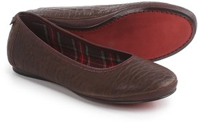 Trask Piper Ballet Flats - Leather, Slip-Ons (For Women)