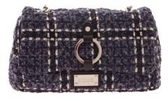 Liu Jo Women's Blue Polyester Shoulder Bag.
