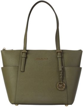 Michael Kors Tote Handbag - OLIVE - STYLE