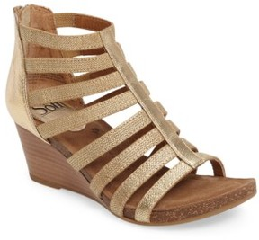 Sofft Women's Mati Caged Wedge Sandal