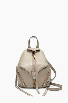 Rebecca Minkoff Convertible Mini Julian Backpack - NEUTRAL - STYLE