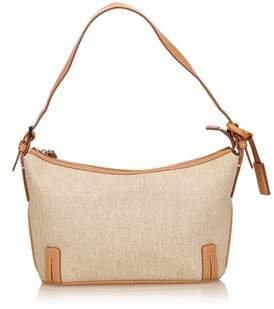 Burberry Pre-owned: Fabric Handbag. - BROWN - STYLE