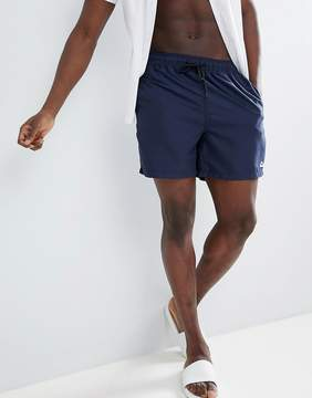 Penfield Seal Swim Shorts Small Logo in Navy
