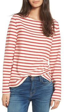Amour Vert Women's Patrice Stripe Top