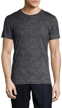 J. Lindeberg Men's Sev C Snug Jersey T-Shirt
