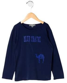 Bonpoint Boys' Graphic T-Shirt