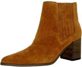 Charles David Charles By Women's Unity Suede Camel Ankle-High Suede Boot - 8M