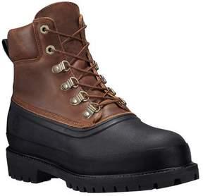 Timberland Men's 6' Premium Rubber Toe Waterproof Boot