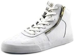 Supra Cuttler Women Round Toe Leather Skate Shoe.
