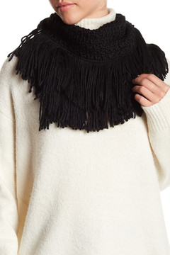Vince Camuto Fringe Is A Loops Best Friend Infinity Scarf
