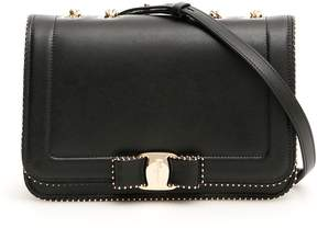 Salvatore Ferragamo Studded Vara Bag