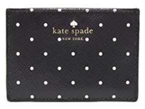 Kate Spade Brooks Drive Card Colder PWRU5830 Black/Cream