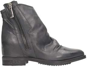 Julie Dee Wedge Ankle Boots