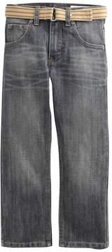 Lee Boys 4-7x Dungarees Slim Straight-Leg Mason Jeans