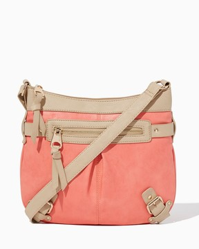 Charming charlie Piper Bay Crossbody Bag