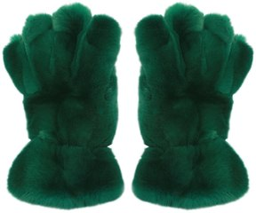 Rabbit Fur Gloves
