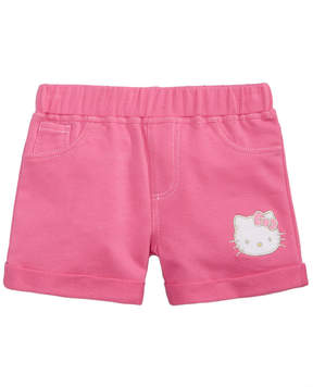 Hello Kitty Pull-On Shorts, Toddler Girls (2T-5T)