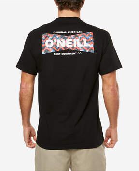 O'Neill Men's Indy Logo-Print T-Shirt