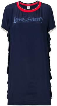 Pinko embellished Lantana shift dress