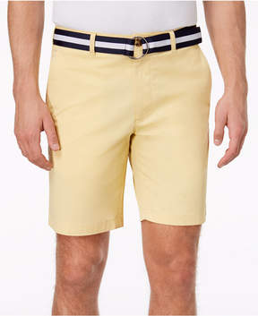Club Room Men's 9 Classic-Fit Stretch Shorts, Created for Macy's