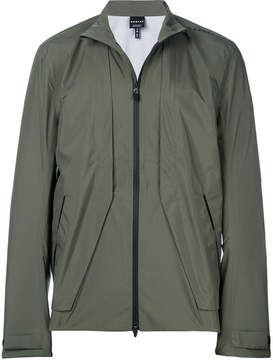 Oakley zipped waterproof jacket