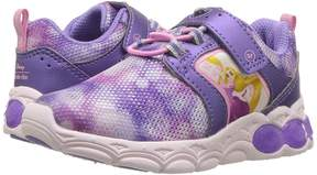 Stride Rite Disney Princess Rapunzel Adventurer Girls Shoes
