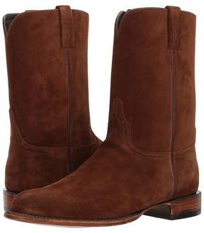 Lucchese Cannon Cowboy Boots