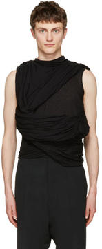 Rick Owens Black Root T-Shirt